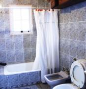 Baños completos cada 4 pacientes