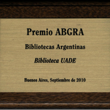 Premio Abgra